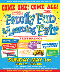 Family Fun and Learning Fair 2016
